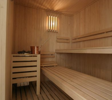 Sauna Humedo Estancia Colibri